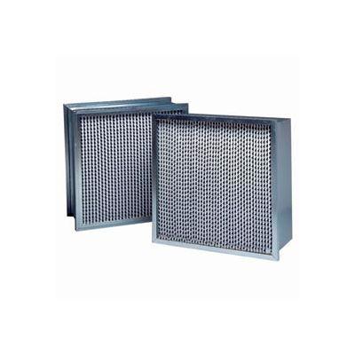 "Purolator® 5360698674 85 Series Single Header MERV 13 Serva-Cell Filter 12""W x 24""H x 6""D"