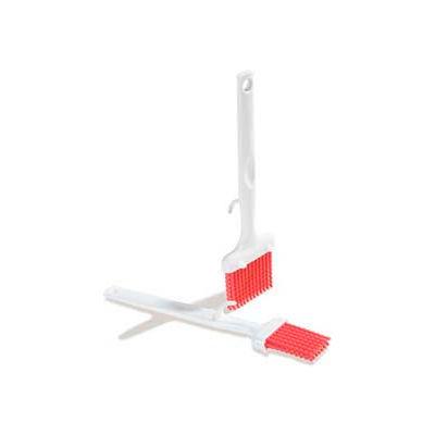 "Carlisle 4040505 - Silicone Basting Brush 3"", Red - Pkg Qty 12"
