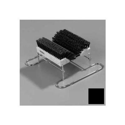 "Spectrum® Boot 'N Shoe Brush 14-3/4"" x 16-1/2"" Black"