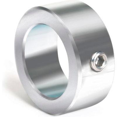 "Set Screw Collar, 1-11/16"", Stainless Steel"
