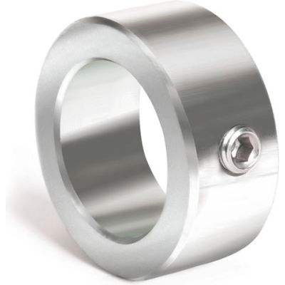 Metric Set Screw Collar, 13mm, Stainless Steel