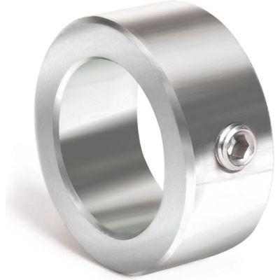 Metric Set Screw Collar, 45mm, Stainless Steel