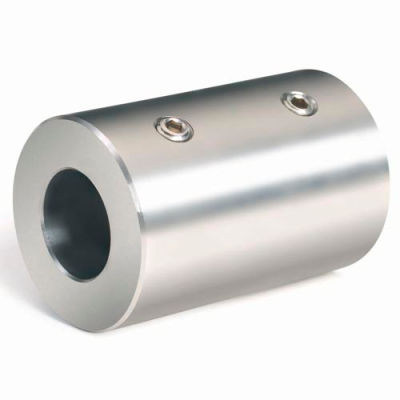"""Set Screw Coupling, 1-1/4"""", Stainless Steel, RC-125-S"""