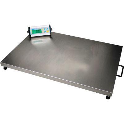 "Adam Equipment CPWplus 200L Digital Platform Scale 440 x 0.1lb 35-3/8"" x 23-5/8"" Platform W/ Wheels"