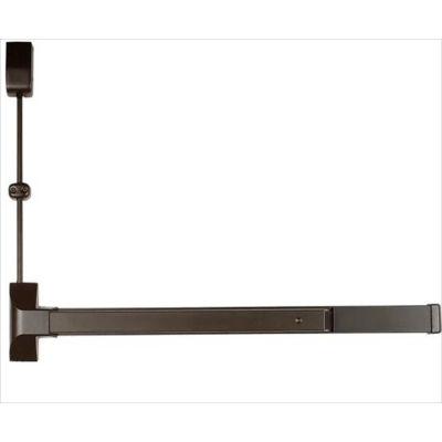 "Copper Creek Grade 1 Vertical Rod Exit, 36"" Less Bottom Rod, Dura Bronze"