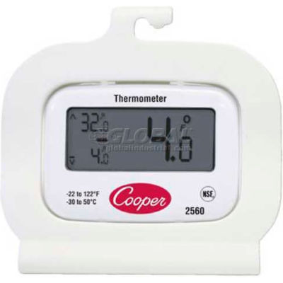 Cooper-Atkins® 2560 - Digital Refrigerator/Freezer Thermometer