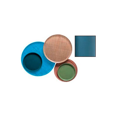 """Cambro 1000414 - Camtray 10"""" Round,  Teal - Pkg Qty 12"""