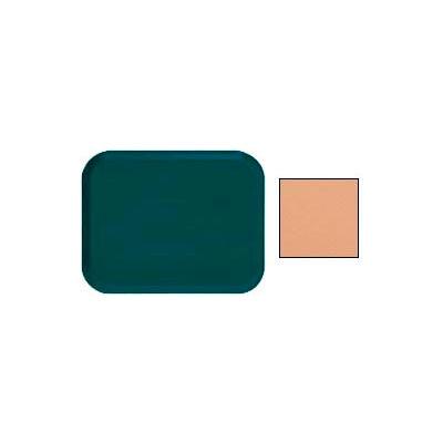 "Cambro 1014117 - Camtray 10"" x 14"" Rectangle,  Dark Peach - Pkg Qty 12"