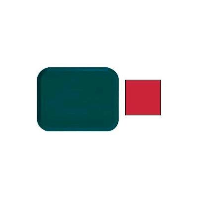 "Cambro 1014521 - Camtray 10"" x 14"" Rectangle,  Cambro Red - Pkg Qty 12"