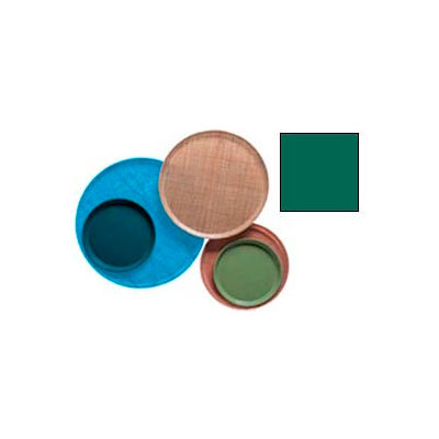 "Cambro 1200119 - Camtray 12"" Round,  Sherwood Green - Pkg Qty 12"