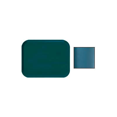 "Cambro 1216414 - Camtray 12"" x 16"" Rectangle,  Teal - Pkg Qty 12"