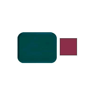"Cambro 1216522 - Camtray 12"" x 16"" Rectangle,  Burgundy Wine - Pkg Qty 12"