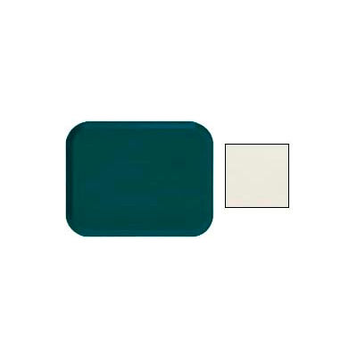 """Cambro 1216538 - Camtray 12"""" x 16"""" Rectangle,  Cottage White - Pkg Qty 12"""