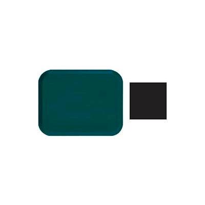 Cambro 1318110 - Camtray 13 x 18 Rectangle,  Black - Pkg Qty 12