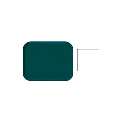 Cambro 1318148 - Camtray 13 x 18 Rectangle,  White - Pkg Qty 12