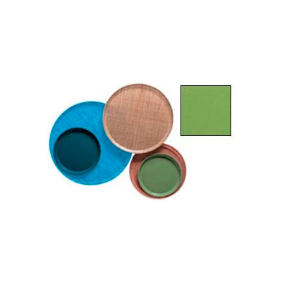 "Cambro 1400113 - Camtray 14"" Round,  Lime-Ade - Pkg Qty 12"
