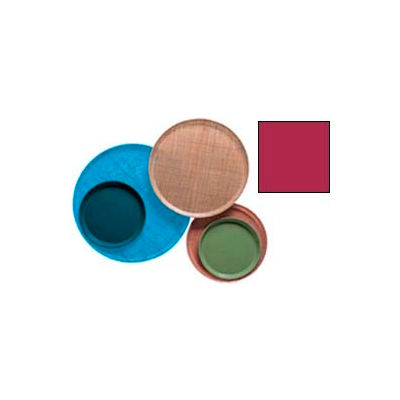 """Cambro 1400505 - Camtray 14"""" Round,  Cherry Red - Pkg Qty 12"""