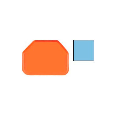 "Cambro 1418TR518 - Camtray 14"" x 18"" Trap,  Robin Egg Blue - Pkg Qty 12"