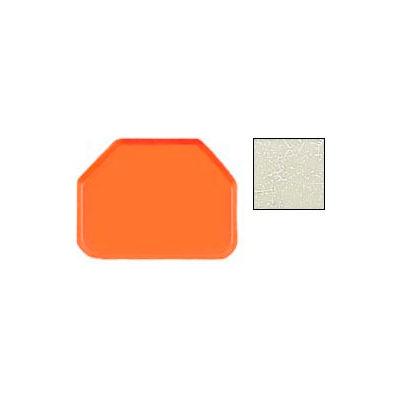 "Cambro 1418TR531 - Camtray 14"" x 18"" Trap,  Galaxy Antique Parchment Silver - Pkg Qty 12"
