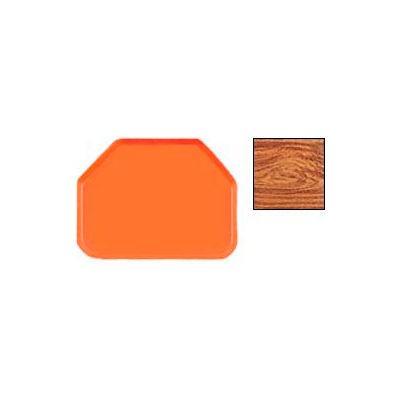 Cambro 1422TR309 - Camtray 14 x 22 Trap,  Java Teak - Pkg Qty 12
