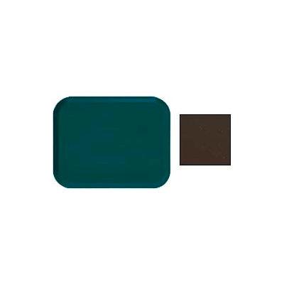 "Cambro 1520116 - Camtray 15"" x 20"" Rectangular,  Brazil Brown - Pkg Qty 12"