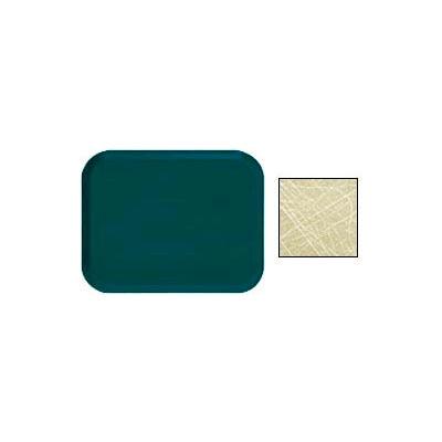 "Cambro 1520214 - Camtray 15"" x 20"" Rectangular,  Abstract Tan - Pkg Qty 12"