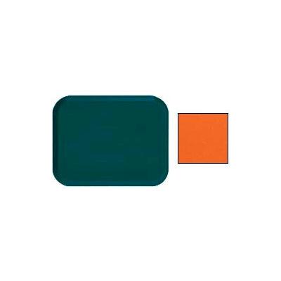 "Cambro 1520220 - Camtray 15"" x 20"" Rectangular,  Citrus Orange - Pkg Qty 12"