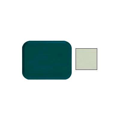 "Cambro 1520429 - Camtray 15"" x 20"" Rectangular,  Key Lime - Pkg Qty 12"