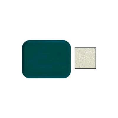 "Cambro 1520531 - Camtray 15"" x 20"" Rectangular,  Galaxy Antique Parchment Silver - Pkg Qty 12"
