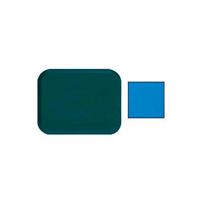 "Cambro 1622105 - Camtray 16"" x 22"" Rectangle,  Horizon Blue - Pkg Qty 12"