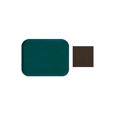 """Cambro 16225116 - Camtray 16"""" x 22"""".5 Rectangle,  Brazil Brown - Pkg Qty 12"""