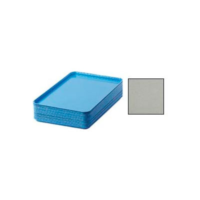 """Cambro 1826199 - Camtray 18"""" x 26"""" Rectangular,  Taupe - Pkg Qty 6"""