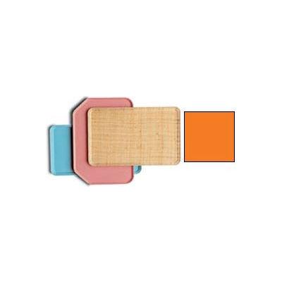 Cambro 2632222 - Camtray 26 x 32cm Metric, Orange Pizazz - Pkg Qty 12