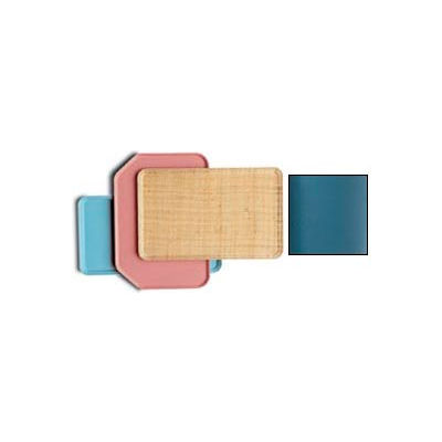 Cambro 2632414 - Camtray 26 x 32cm Metric, Teal - Pkg Qty 12