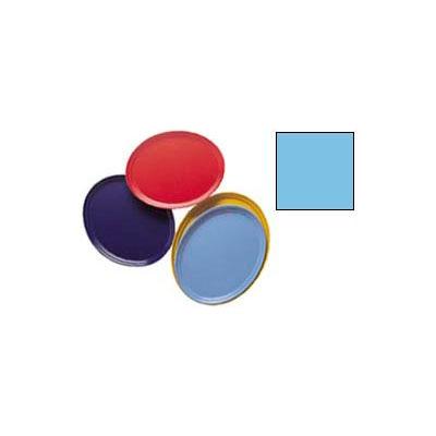 Cambro 2700518 - Camtray 22 x 26 Oval,  Robin Egg Blue - Pkg Qty 6