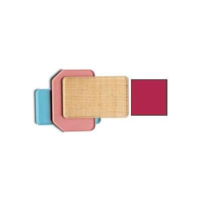 Cambro 3046505 - Camtray 30 x 46cm Metric, Cherry Red - Pkg Qty 12