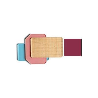 Cambro 3046522 - Camtray 30 x 46cm Metric, Burgundy Wine - Pkg Qty 12