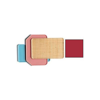 Cambro 3242221 - Camtray 32 x 42cm Metric, Ever Red - Pkg Qty 12