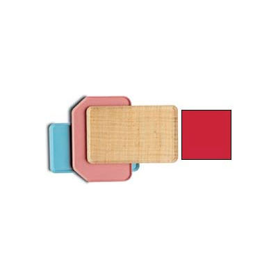 Cambro 3242521 - Camtray 32 x 42cm Metric, Cambro Red - Pkg Qty 12
