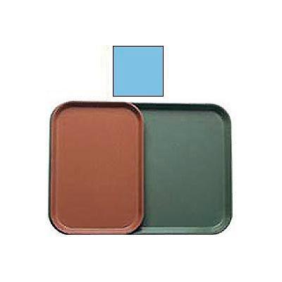 Cambro 3343518 - Camtray 33 x 43cm Metric, Robin Egg Blue - Pkg Qty 12