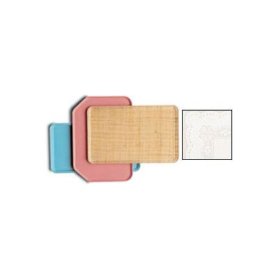 Cambro 3753246 - Camtray 37 x 53cm Camtray, Doily Lite Peach - Pkg Qty 12