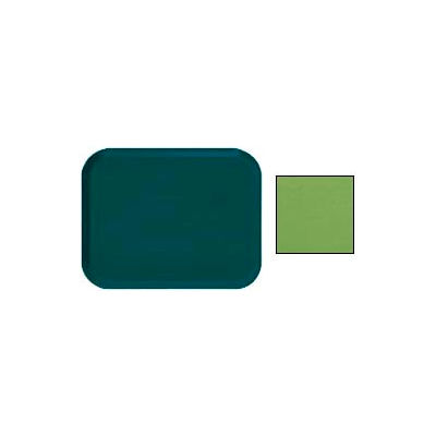 "Cambro 46113 - Camtray 4"" x 6"" Rectangle,  Lime-Ade - Pkg Qty 12"