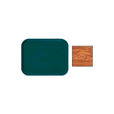 "Cambro 46309 - Camtray 4"" x 6"" Rectangle,  Java Teak - Pkg Qty 12"