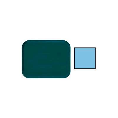 "Cambro 46518 - Camtray 4"" x 6"" Rectangle,  Robin Egg Blue - Pkg Qty 12"