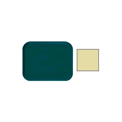 Cambro 57536 - Camtray 5 x 7 Rectangle,  Lemon Chiffon - Pkg Qty 12