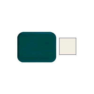 Cambro 810101 - Camtray 8 x 10 Rectangle,  Antique Parchment - Pkg Qty 12