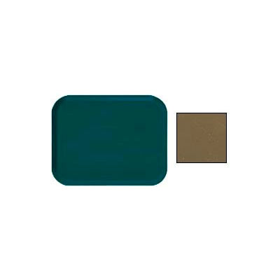 Cambro 810513 - Camtray 8 x 10 Rectangle,  Bayleaf Brown - Pkg Qty 12