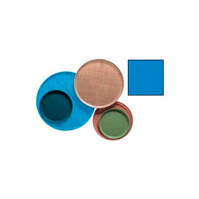 "Cambro 900105 - Camtray 9"" Round,  Horizon Blue - Pkg Qty 12"