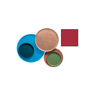 """Cambro 900221 - Camtray 9"""" Round,  Ever Red - Pkg Qty 12"""