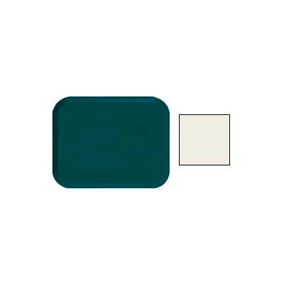 "Cambro 915101 - Camtray 9"" x 15"" Rectangle,  Antique Parchment - Pkg Qty 12"